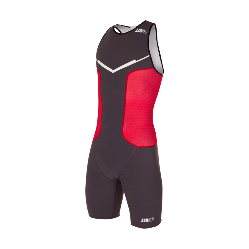 RACER TRISUIT  Man / grey-red