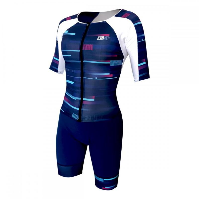 RACER TT SUIT  Woman / revolution blue