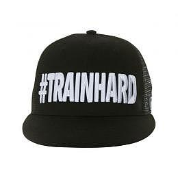 TRUCKER CAP - train hard